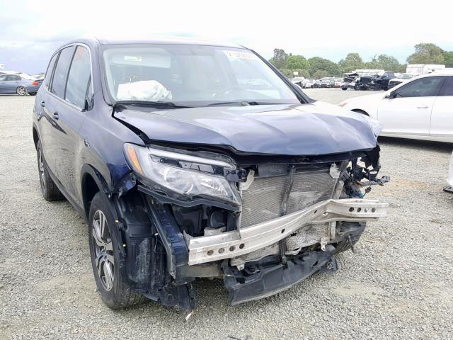 click here to view 2017 HONDA PILOT EX at IBIDSAFELY