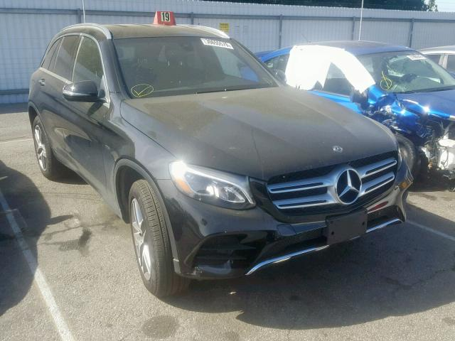 click here to view 2018 MERCEDES-BENZ GLC 350E at IBIDSAFELY