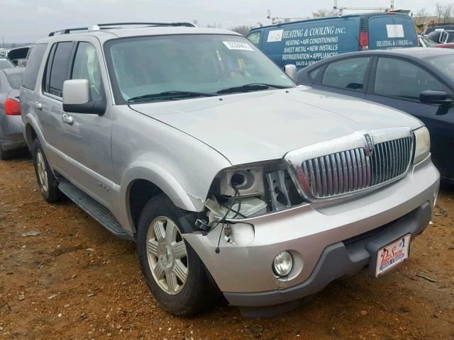 click here to view 2005 LINCOLN AVIATOR at IBIDSAFELY