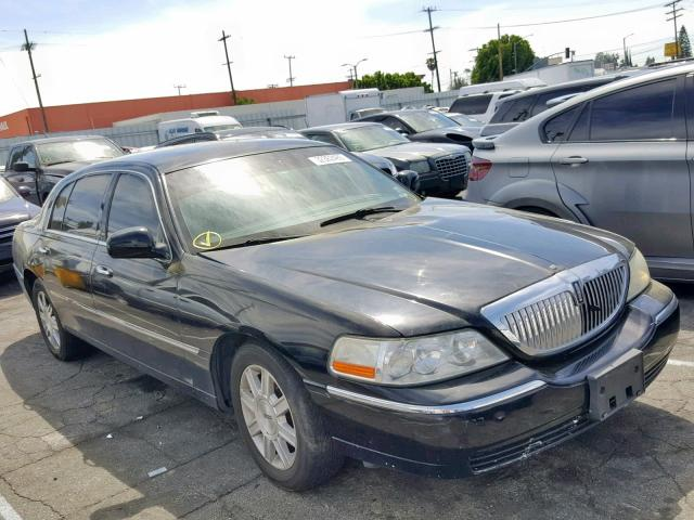 click here to view 2010 LINCOLN TOWN CAR E at IBIDSAFELY