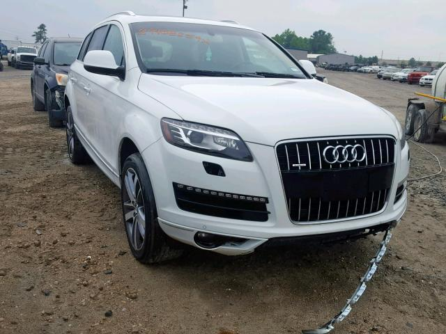 click here to view 2015 AUDI Q7 PREMIUM at IBIDSAFELY