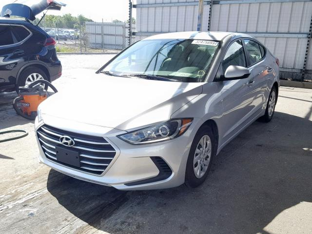 2017 HYUNDAI ELANTRA SE Photos | FL - ORLANDO SOUTH - Salvage Car