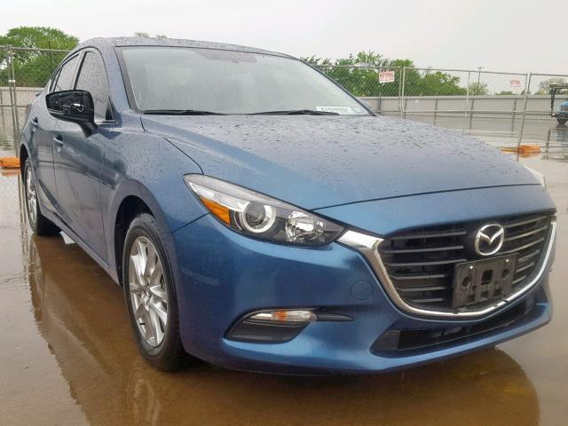 2017 Mazda 3 Sport 2.0L