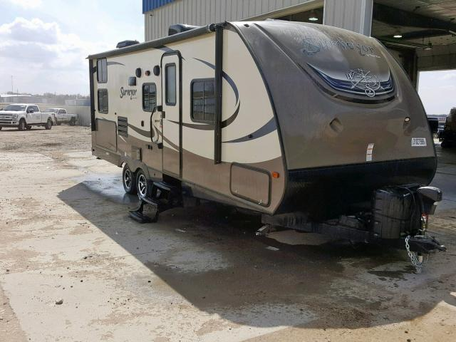 click here to view 2016 WILDWOOD SURVEYOR at IBIDSAFELY