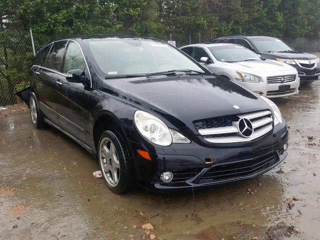 Salvage 2006 Mercedes-Benz R 500 for sale