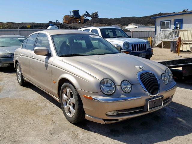 2002 Jaguar S-Type 3.0L