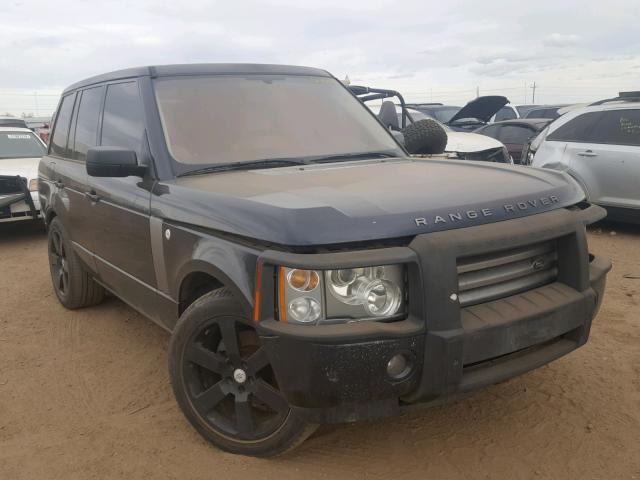 click here to view 2005 LAND ROVER RANGE ROVE at IBIDSAFELY
