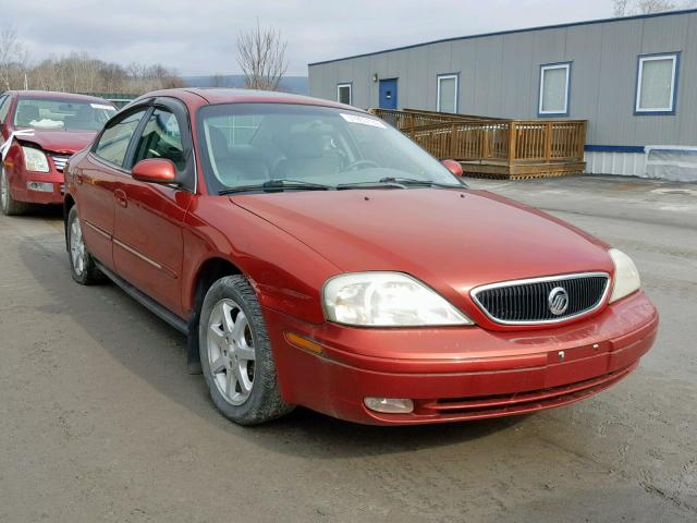 click here to view 2000 MERCURY SABLE LS P at IBIDSAFELY