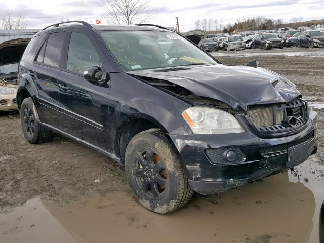 click here to view 2006 MERCEDES-BENZ ML 350 at IBIDSAFELY