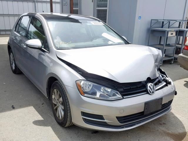 click here to view 2016 VOLKSWAGEN GOLF S/SE at IBIDSAFELY