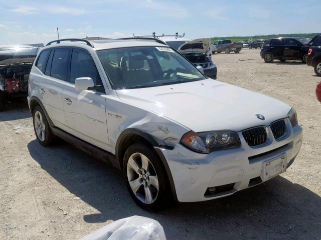 Wbxpa93426wg84754 2006 Bmw X3 3 0i In Tx Austin
