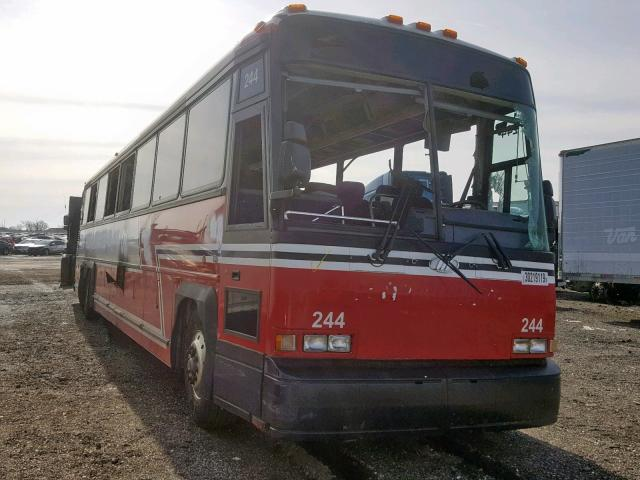 2003 Motor Coach Industries Transit Bu 6 for Sale