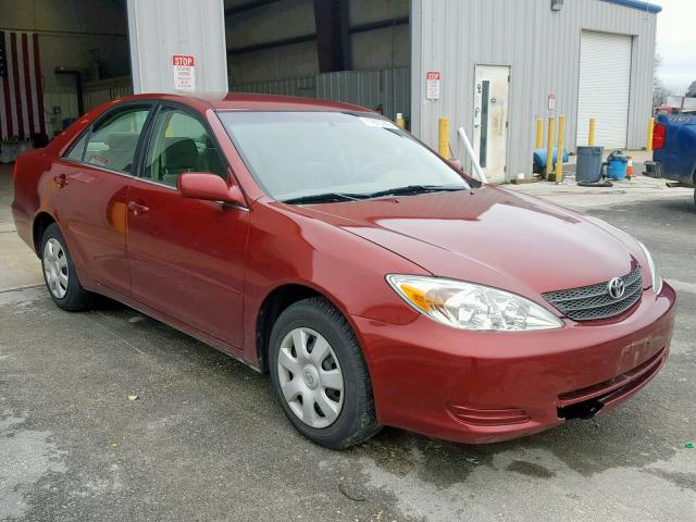 2002 Toyota Camry For Sale >> 4t1be32k82u079399 2002 Toyota Camry Le In Mo