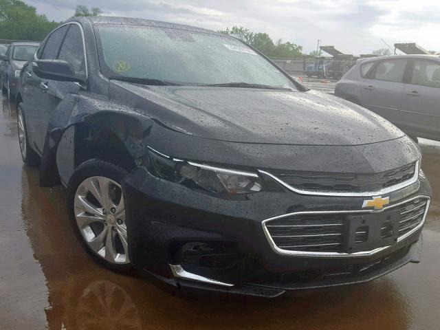 Salvage 2018 Chevrolet MALIBU PRE for sale