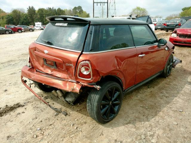 цена в сша 2012 Mini Cooper S 1.6L WMWSV3C59CT385531