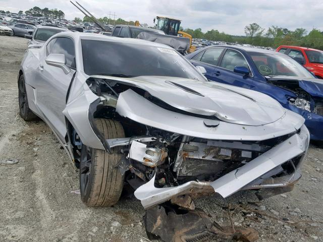 Salvage 2017 Chevrolet CAMARO SS for sale