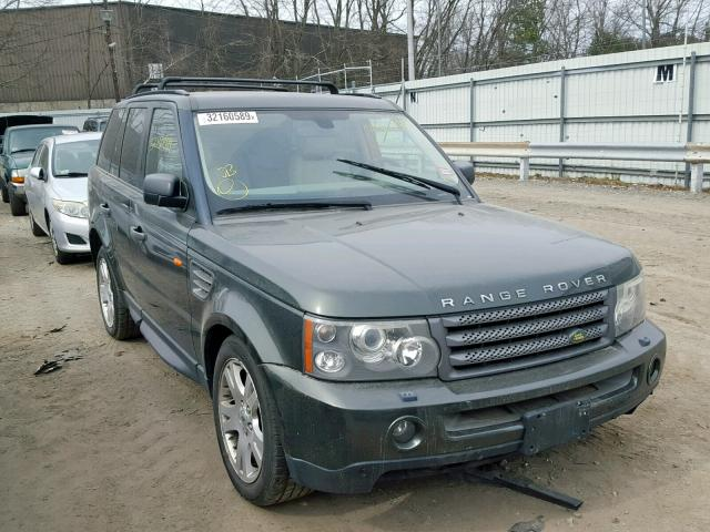 Salvage 2006 Land Rover RANGE ROVER for sale