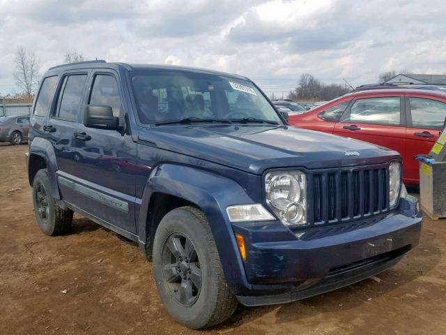 2008 Jeep Liberty Sp 3.7L