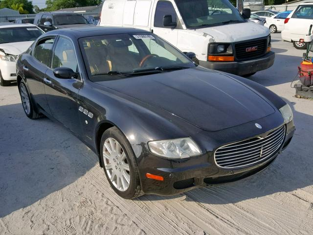 click here to view 2005 MASERATI QUATTROPOR at IBIDSAFELY