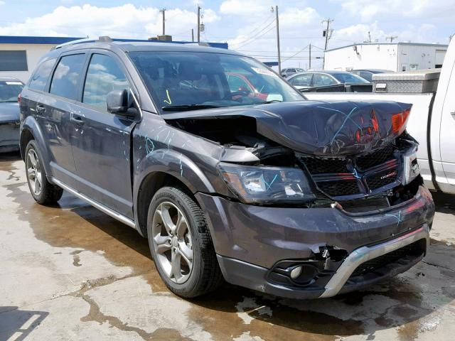 click here to view 2016 DODGE JOURNEY CR at IBIDSAFELY