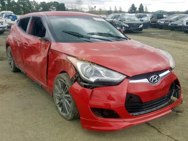 photo HYUNDAI VELOSTER 2013