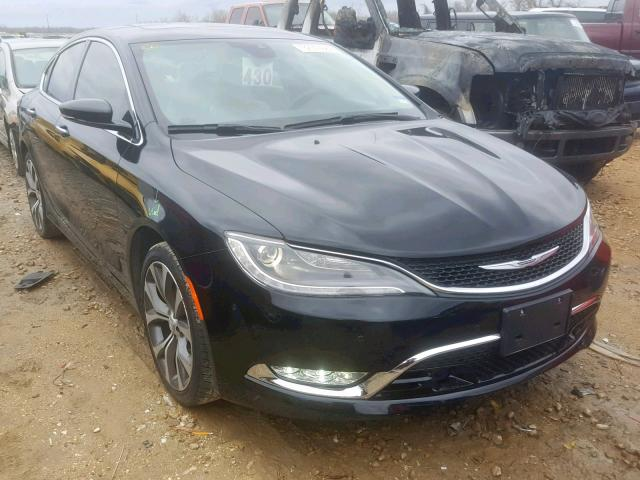 click here to view 2015 CHRYSLER 200 C at IBIDSAFELY
