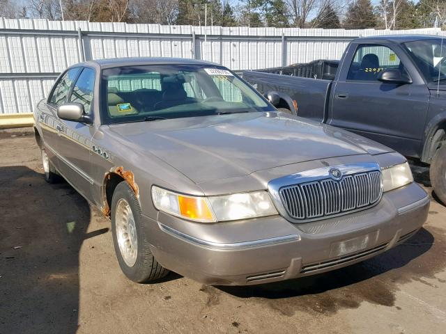 click here to view 2001 MERCURY GRAND MARQ at IBIDSAFELY