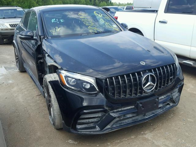 click here to view 2018 MERCEDES-BENZ GLC COUPE at IBIDSAFELY