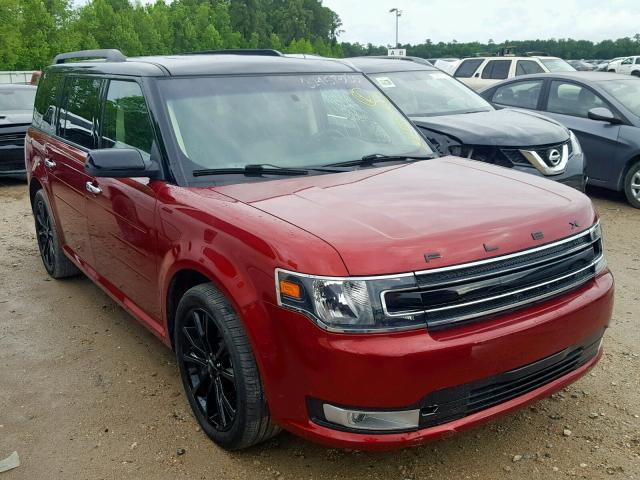 click here to view 2018 FORD FLEX SEL at IBIDSAFELY