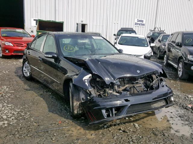 2004 Mercedes-Benz E 320 4Mat 3.2L