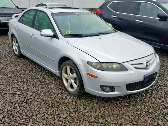 Mazda salvage cars for sale: 2006 Mazda 6 I