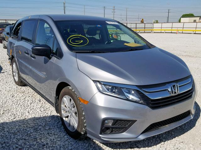 click here to view 2018 HONDA ODYSSEY LX at IBIDSAFELY