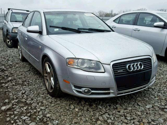 click here to view 2005 AUDI A4 3.2 QUA at IBIDSAFELY