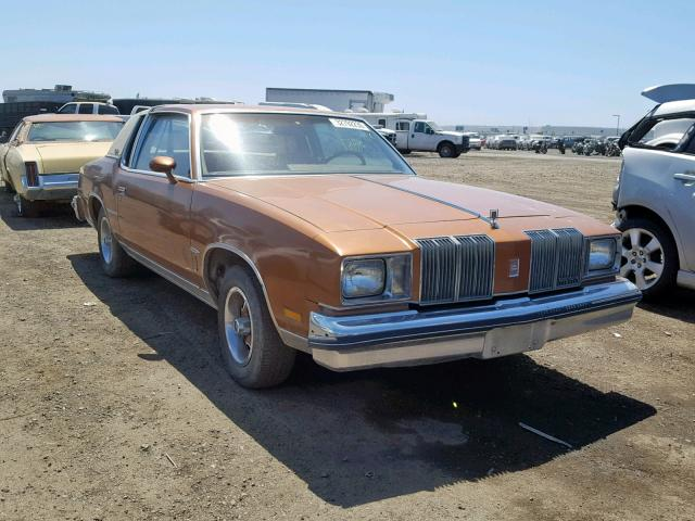 click here to view 1979 OLDSMOBILE CUTLASS at IBIDSAFELY