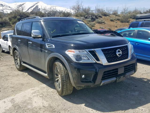 click here to view 2019 NISSAN ARMADA SL at IBIDSAFELY