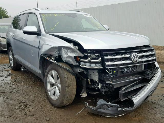 click here to view 2018 VOLKSWAGEN ATLAS SEL at IBIDSAFELY