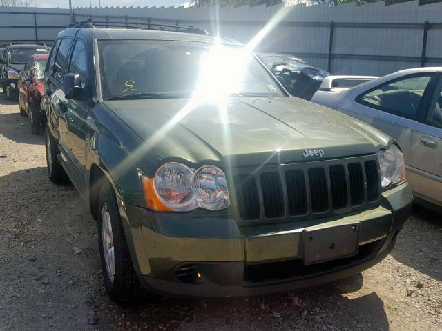 2009 JEEP GRAND CHER - Other View