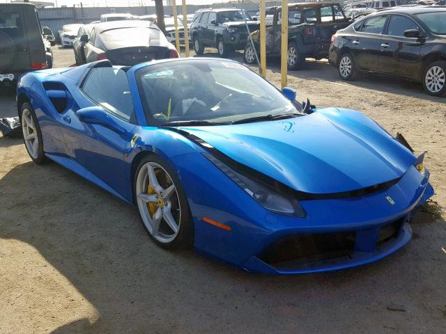 click here to view 2018 FERRARI 488 SPIDER at IBIDSAFELY