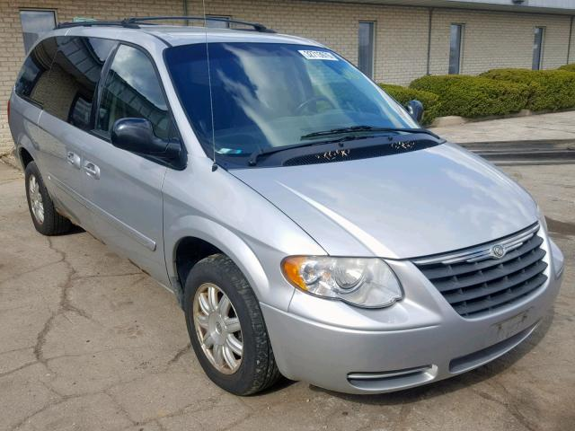 click here to view 2007 CHRYSLER TOWN & COU at IBIDSAFELY