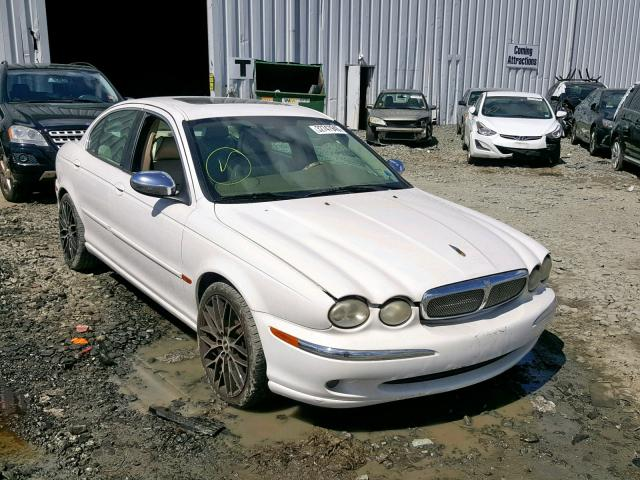 click here to view 2005 JAGUAR X-TYPE 3.0 at IBIDSAFELY