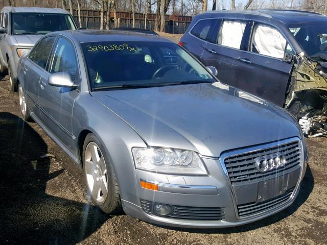 click here to view 2007 AUDI A8 4.2 QUA at IBIDSAFELY