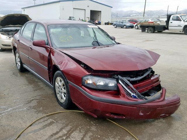 2002 Chevrolet Impala 3 4l 6 For
