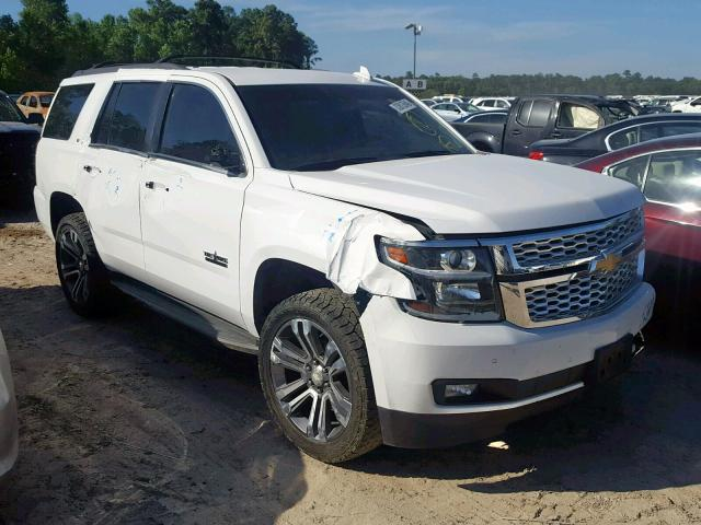 click here to view 2017 CHEVROLET TAHOE C150 at IBIDSAFELY