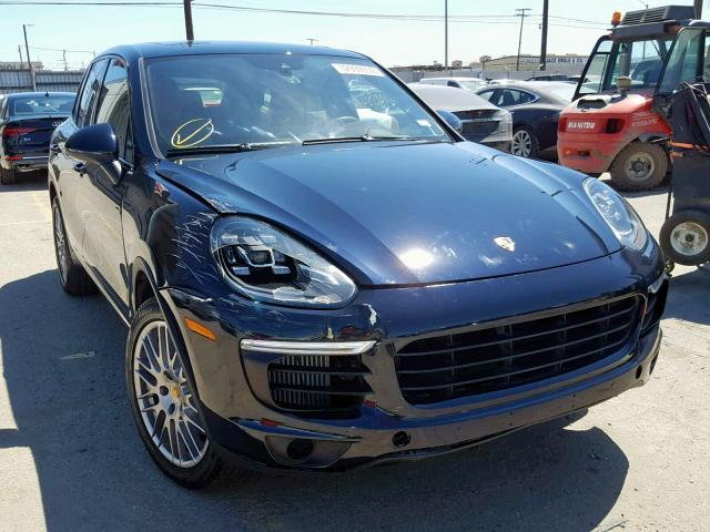 click here to view 2015 PORSCHE CAYENNE S at IBIDSAFELY