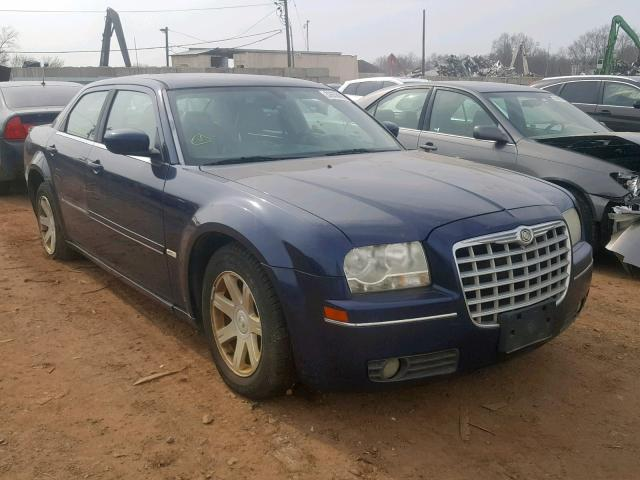 Salvage 2005 Chrysler 300 TOURING for sale