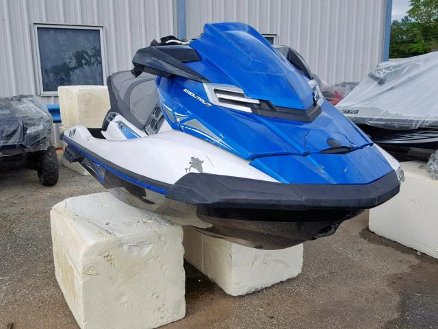 click here to view 2016 YAMAHA FX HO at IBIDSAFELY