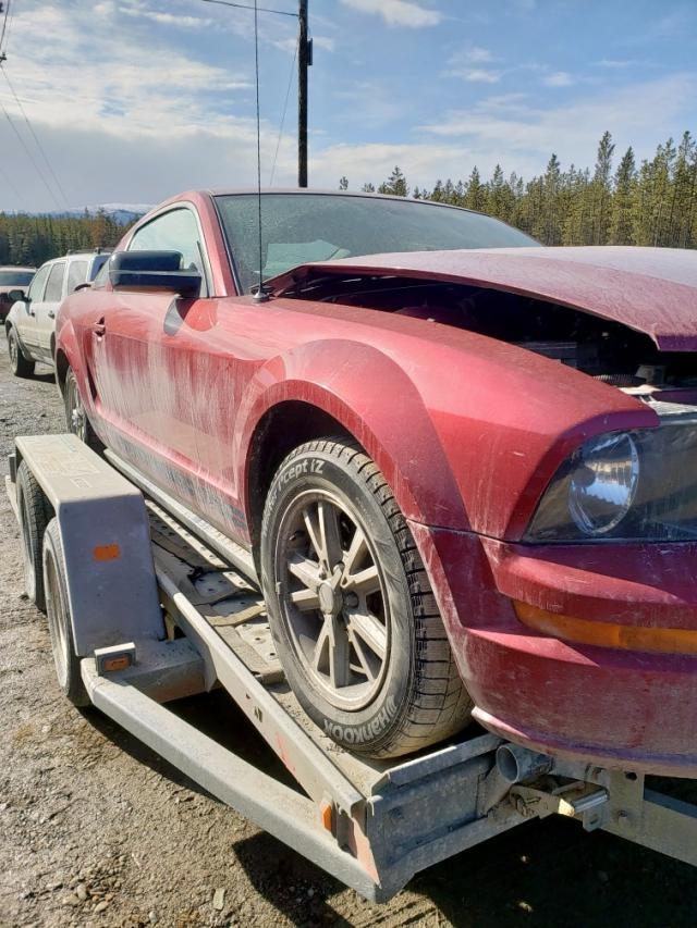 photo FORD MUSTANG 2006