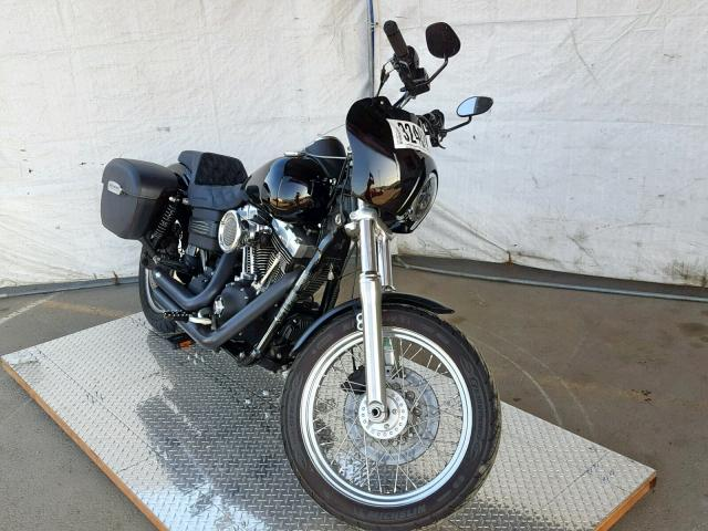 Harley-Davidson salvage cars for sale: 2008 Harley-Davidson Fxdbi Cali