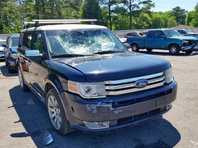 Ford Flex Limited salvage cars for sale: 2010 Ford Flex Limited
