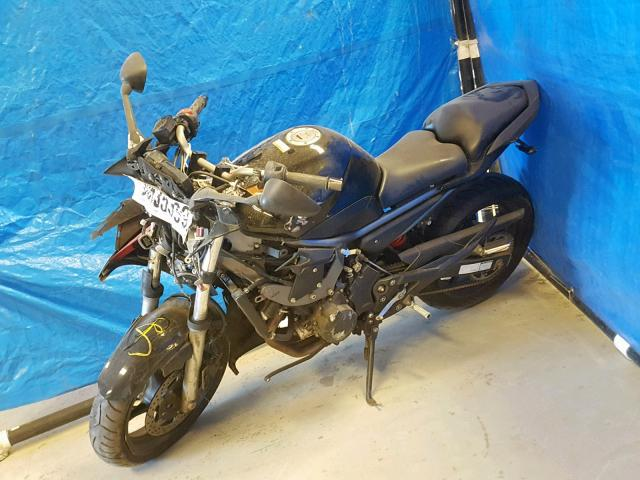 click here to view 2009 YAMAHA FZ6 R at IBIDSAFELY
